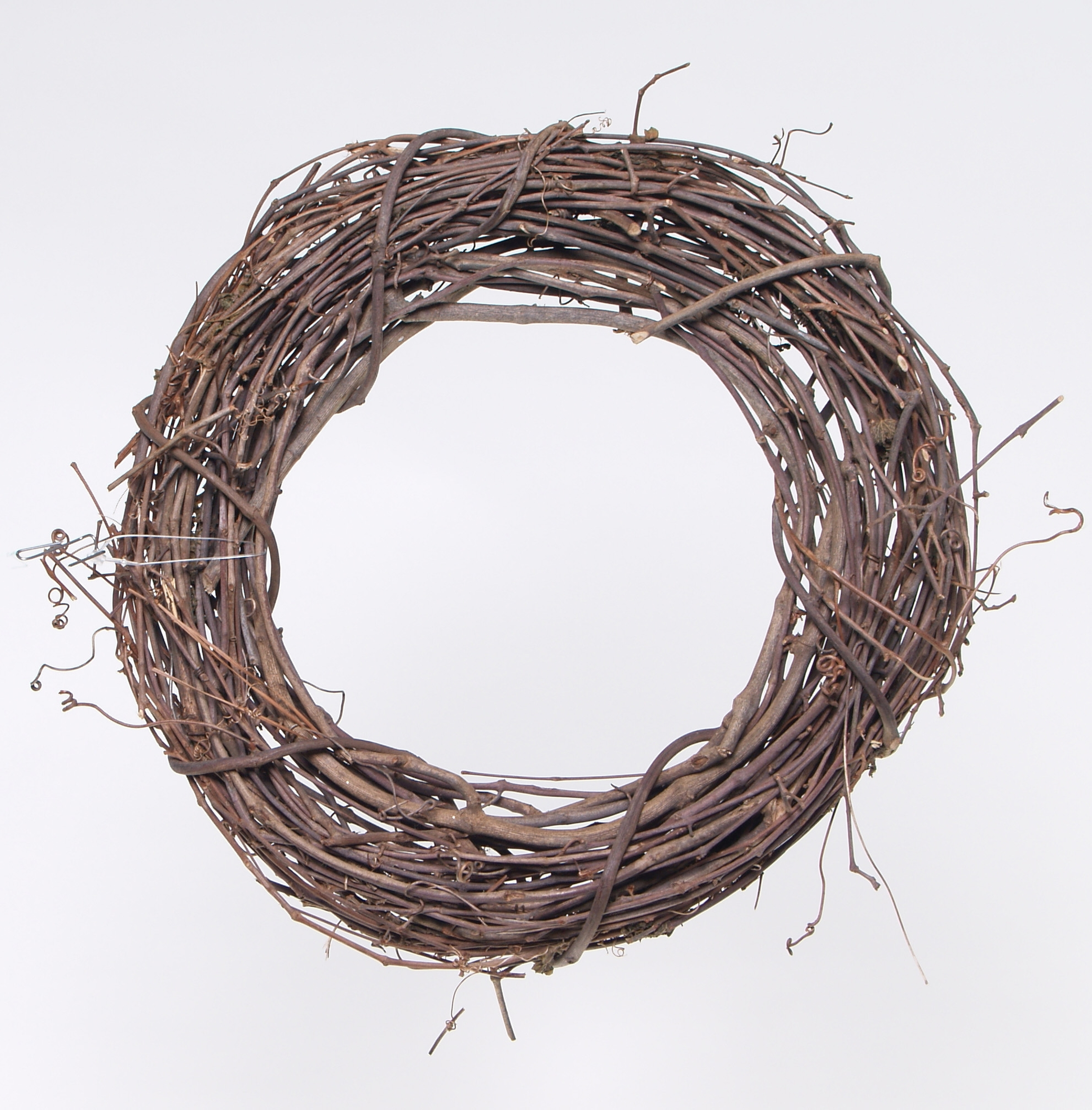 Create it Yourself 12-inch, Natural Grapevine Wreath (Set of 5)