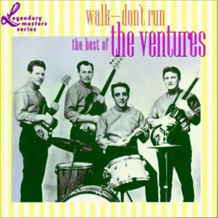 Walk Don't Run the Best of the Ventures (CD) (Best Run Walk Interval App)