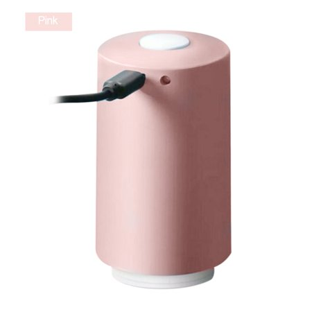 Portable Mini Electric Air Pump with 5 Bags USB Charging Household Automatic Compression Vacuum Pump for Home Storage