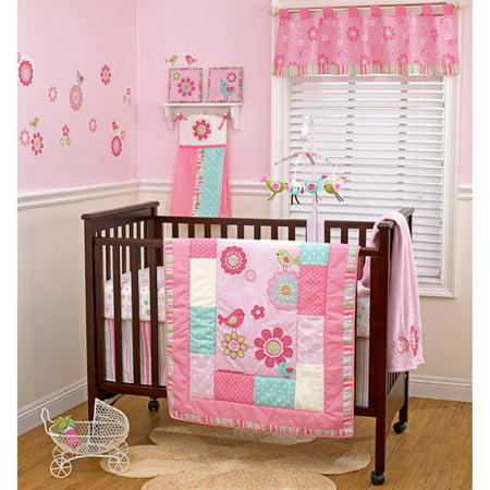 Cocalo coco company bailey 4 piece nursery in a bag for Al amwaj furniture decoration factory