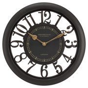 fresh idea whimsical clocks. Equity by La Crosse 20858 11 1 2 inch Brown Floating Dial Wall Clock Rooster Clocks