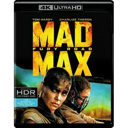 Mad Max: Fury Road (4K Ultra HD) - Mad Max Female Costume