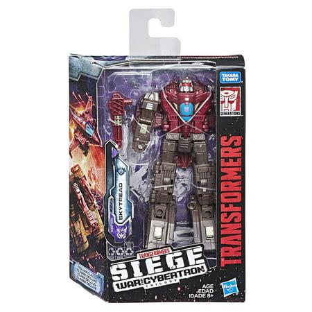 Transformers War for Cybertron: Siege Skytread Action Figure](Transformers Scene)