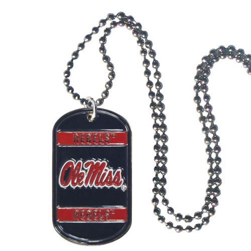 Siskiyou CTN59 Mississippi Tag Necklace