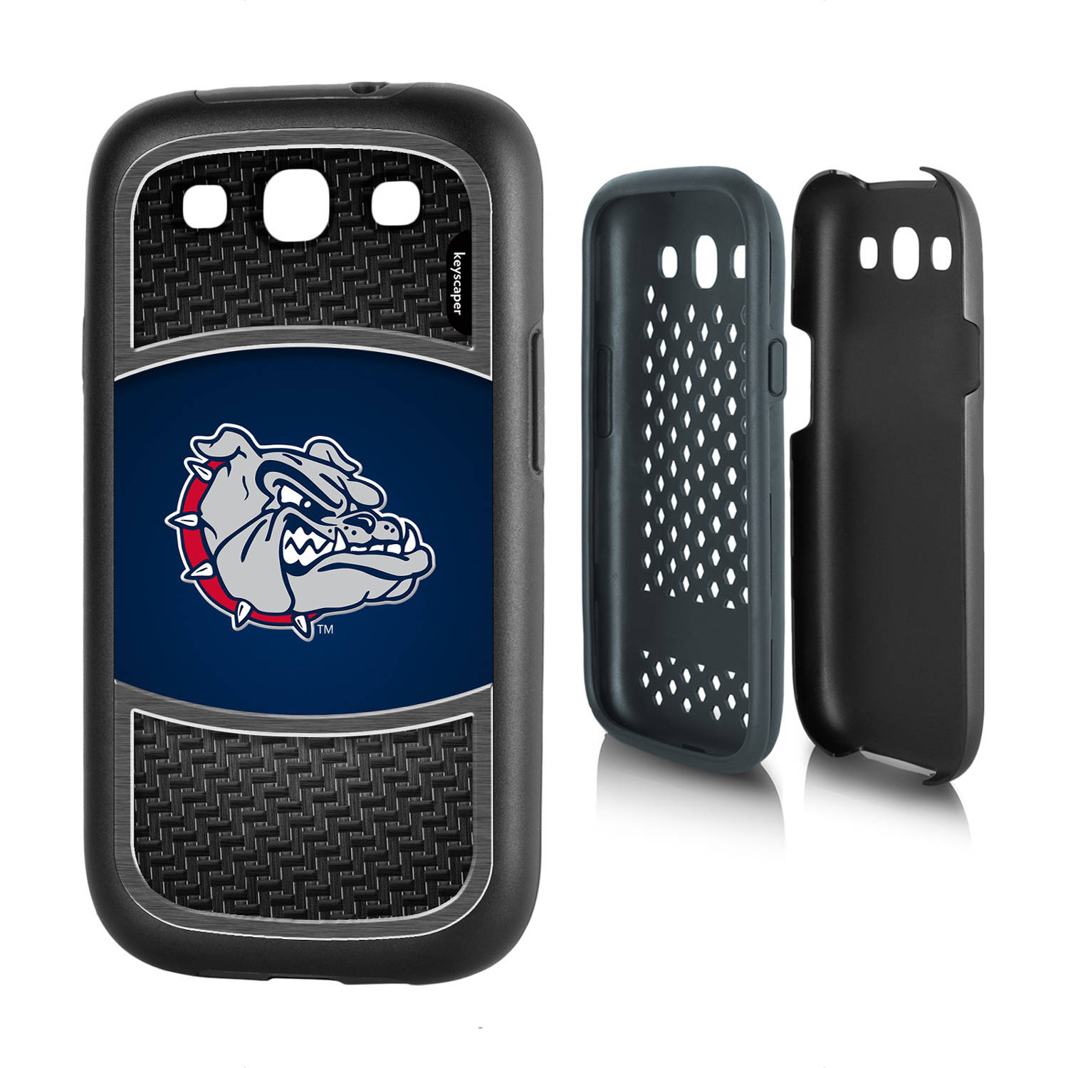 Gonzaga Bulldogs Galaxy S3 Rugged Case
