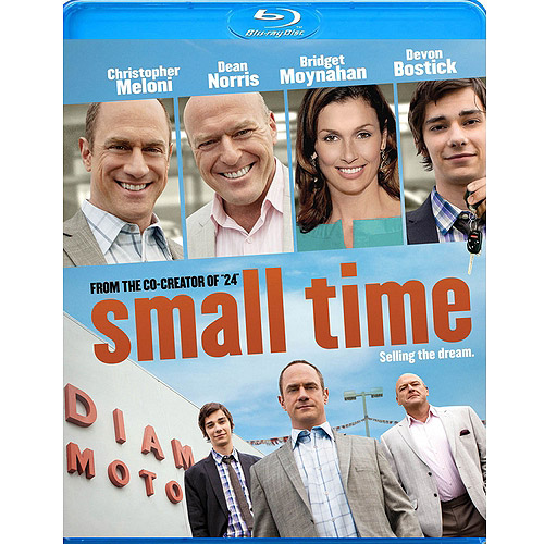 Small Time (Blu-ray) (Widescreen)
