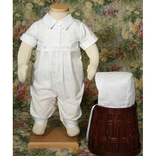 Adam Boys Christening Outfit Coverall
