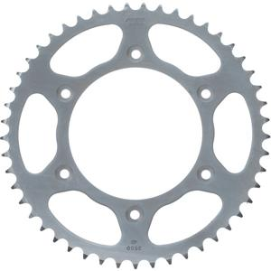 Sunstar Steel Rear Sprocket 47 Tooth Fits 02-10 Triumph Bonneville