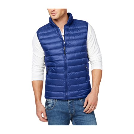 Weatherproof Mens Packable Down Puffer Vest - Bullet Proof Vest Halloween