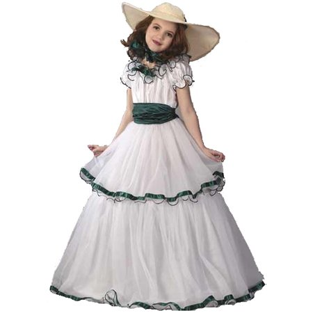 Southern Belle Costume Child