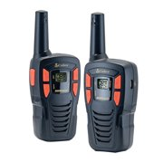Cobra CXT195 16-Mile microTALK 2-Way Walkie Talkies 2 Pack
