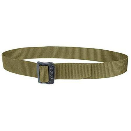 New Airman Battle Uniform - Battle Dress Uniform Belt Color- Tan (Large)