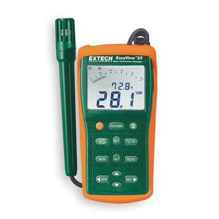 Thermocouple Recorder - EXTECH EA15-NIST Thermocouple Thermometer,2 Input