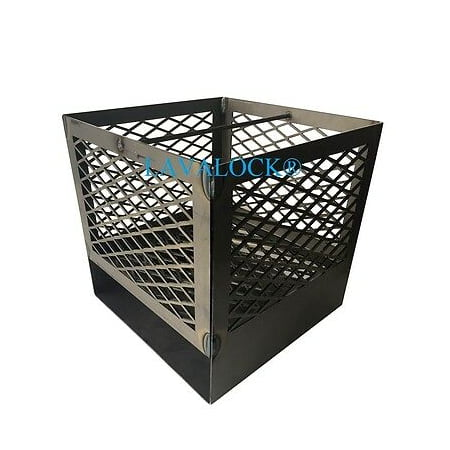 Charcoal basket UDS Ugly Drum Smoker w/ legs & ash pan 55 gal fire box 12 12