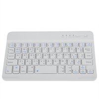 FAGINEY Thai Language 7-8in Scissors Feet Wireless Bluetooth Keyboard 40-hour Work Bluetooth Keyboard, Wireless Bluetooth Keyboard, Laptop Bluetooth Keyboard