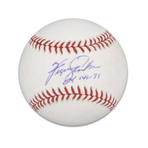 MLB - Fergie Jenkins Autographed Baseball