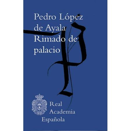 Rimado de palacio (Epub 3 Fijo) - eBook