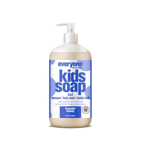 Everyone 3-in-1 Soap for Kids Lavender Lullaby 32 (Best Soap For Penis)