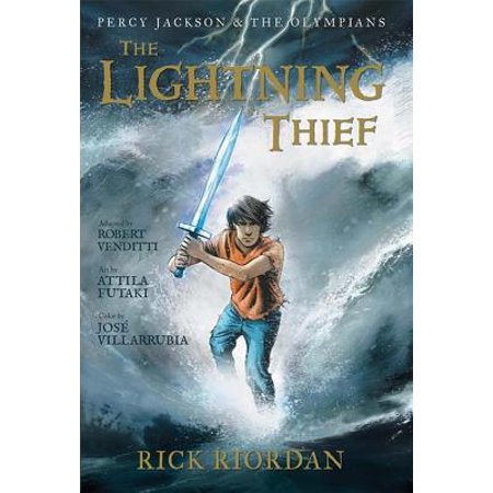 Percy Jackson and the Olympians the Lightning Thief: The Graphic Novel (Percy Jackson And The Lightning Thief Climax)