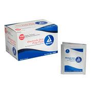 Dynarex Electrode Skin Prep Pad 100/Box