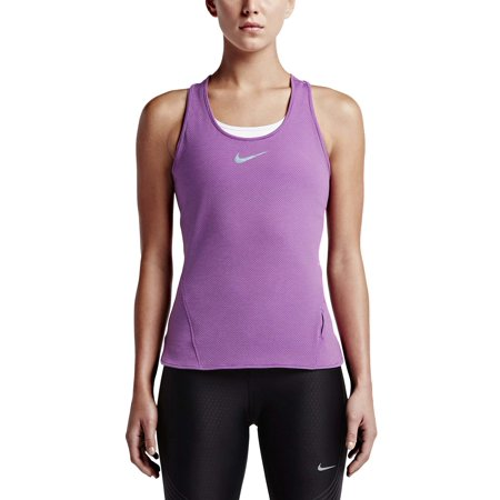Nike Women's Dri-Fit Aeroreact Running Tank Top