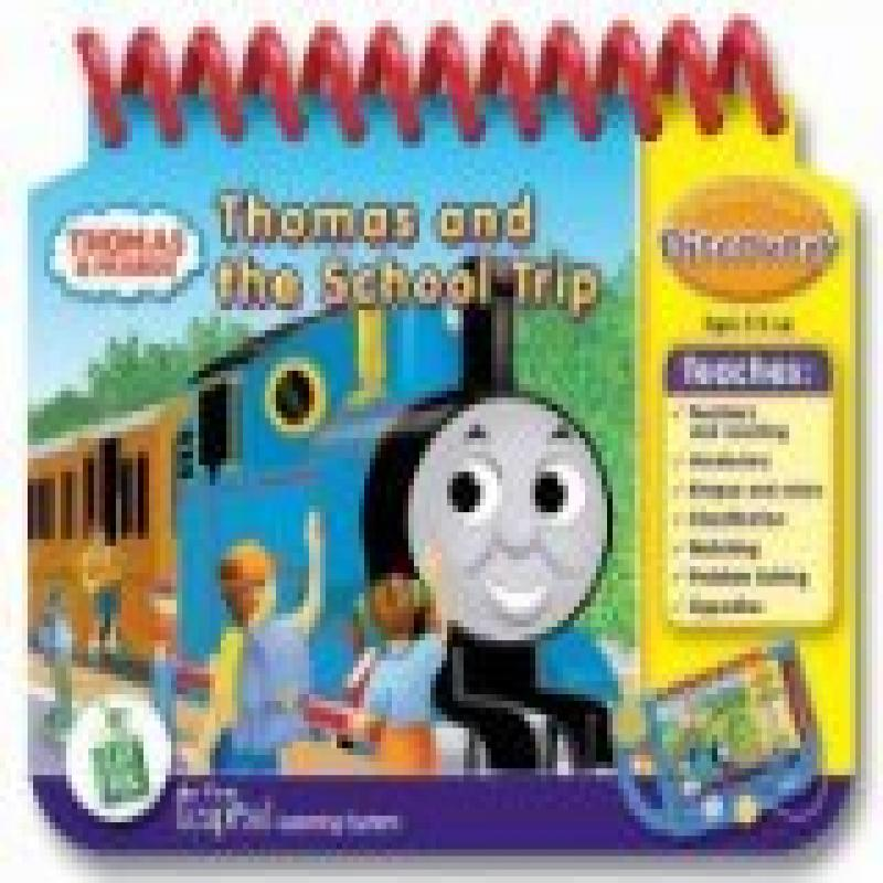 LeapFrog My First LeapPad: Thomas and the School Trip by LeapFrog Enterprises, Inc.