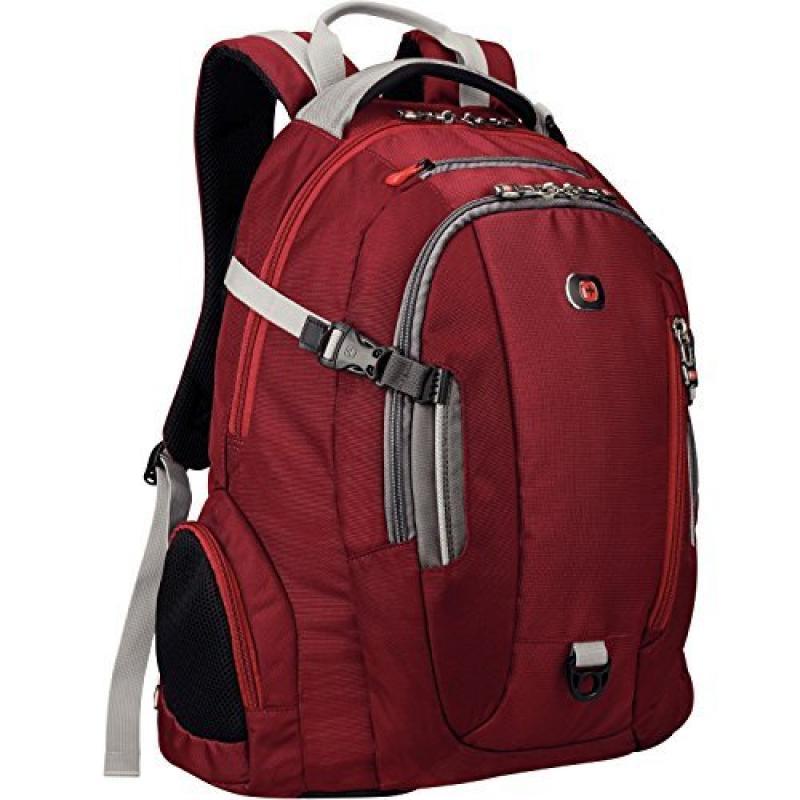 "Swiss Gear Commute Laptop Backpack With 16"" Laptop Pocket..."
