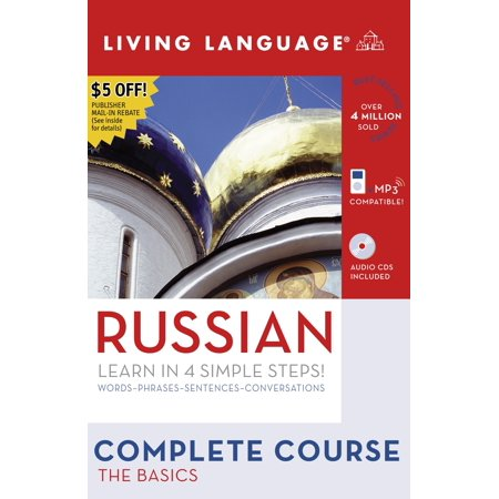Complete Russian: The Basics (Book and CD Set) : Includes Coursebook, 4 Audio CDs, and Learner's