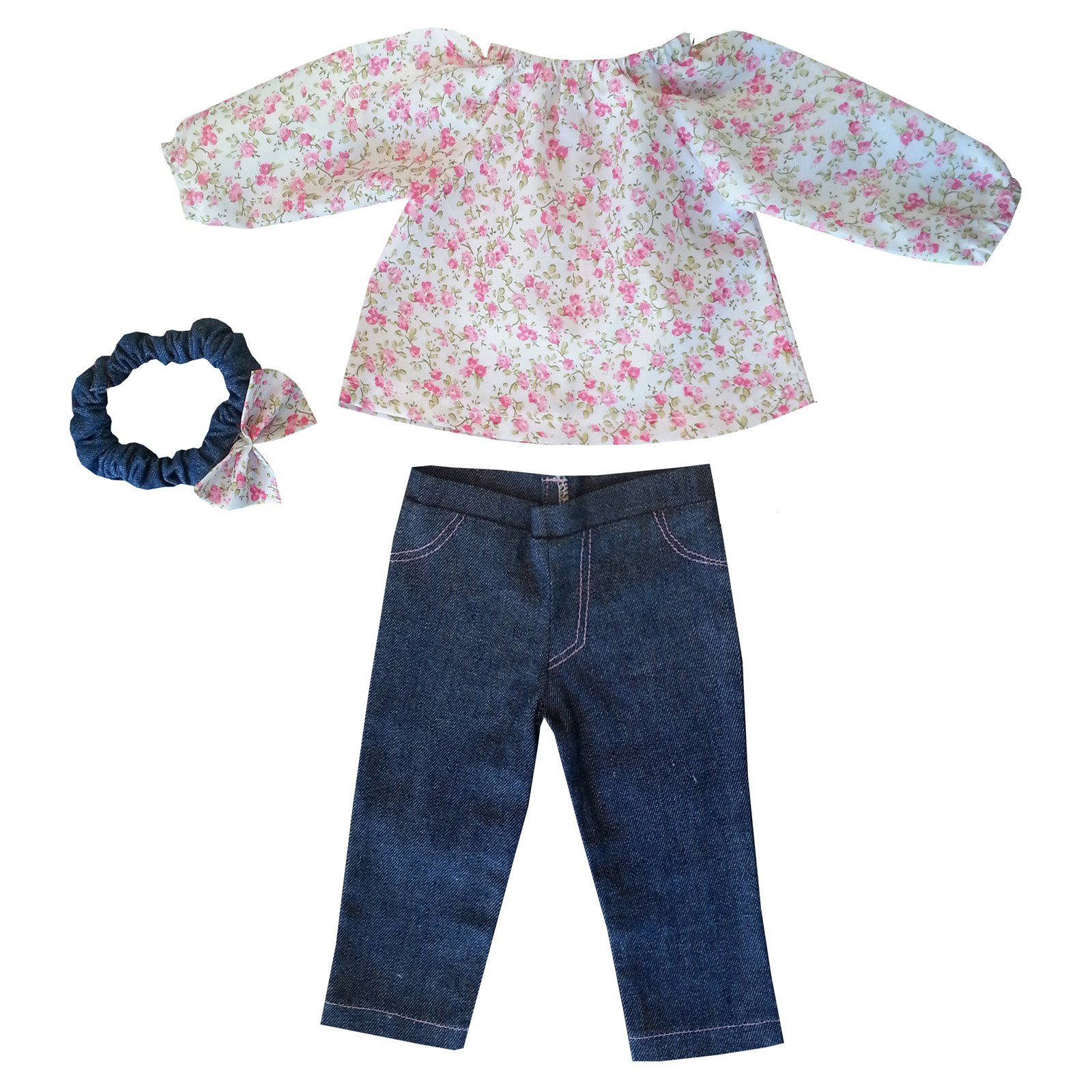 Molly P. Khloe 18 in. Doll Outfit