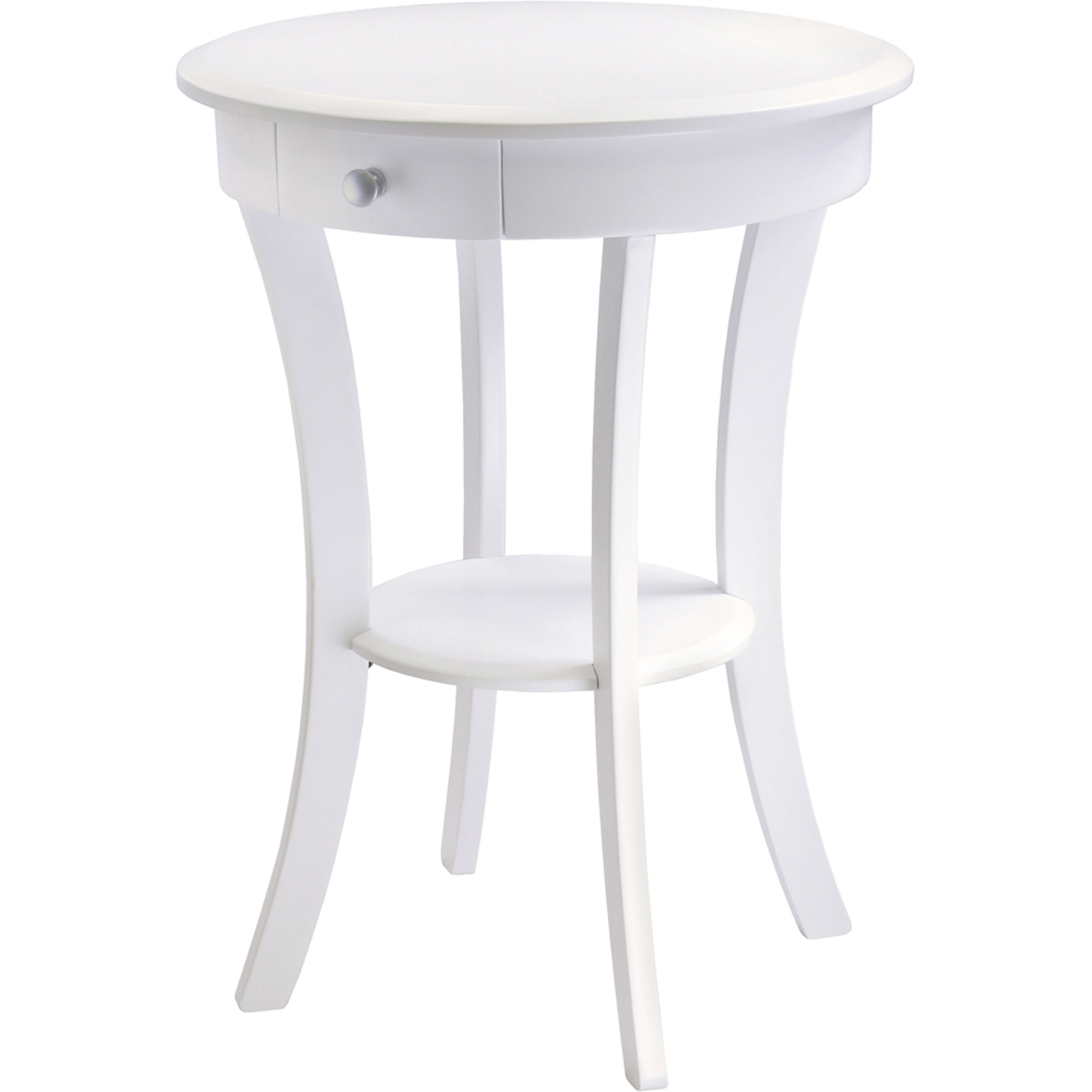 Sasha round accent table walmart com