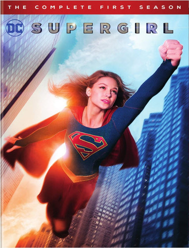 Supergirl: The Complete First Season by WARNER HOME VIDEO
