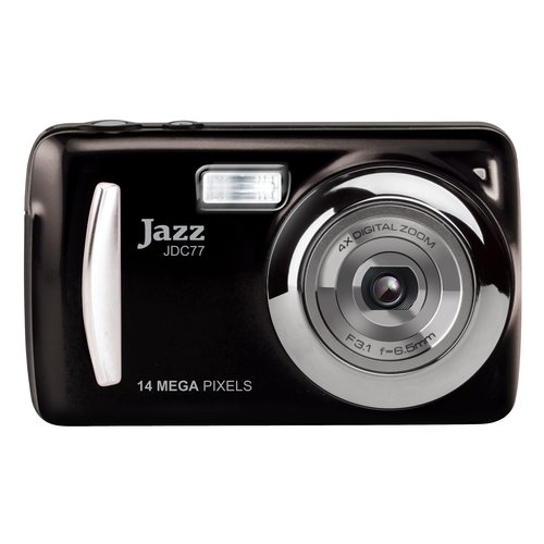 "Jazz Cam 14 Megapixel Digital Camera with 2.4"" LCD Display"