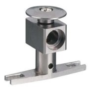 Heli-Max CNC Head Block Axe 100 CP/SS HMXE2050