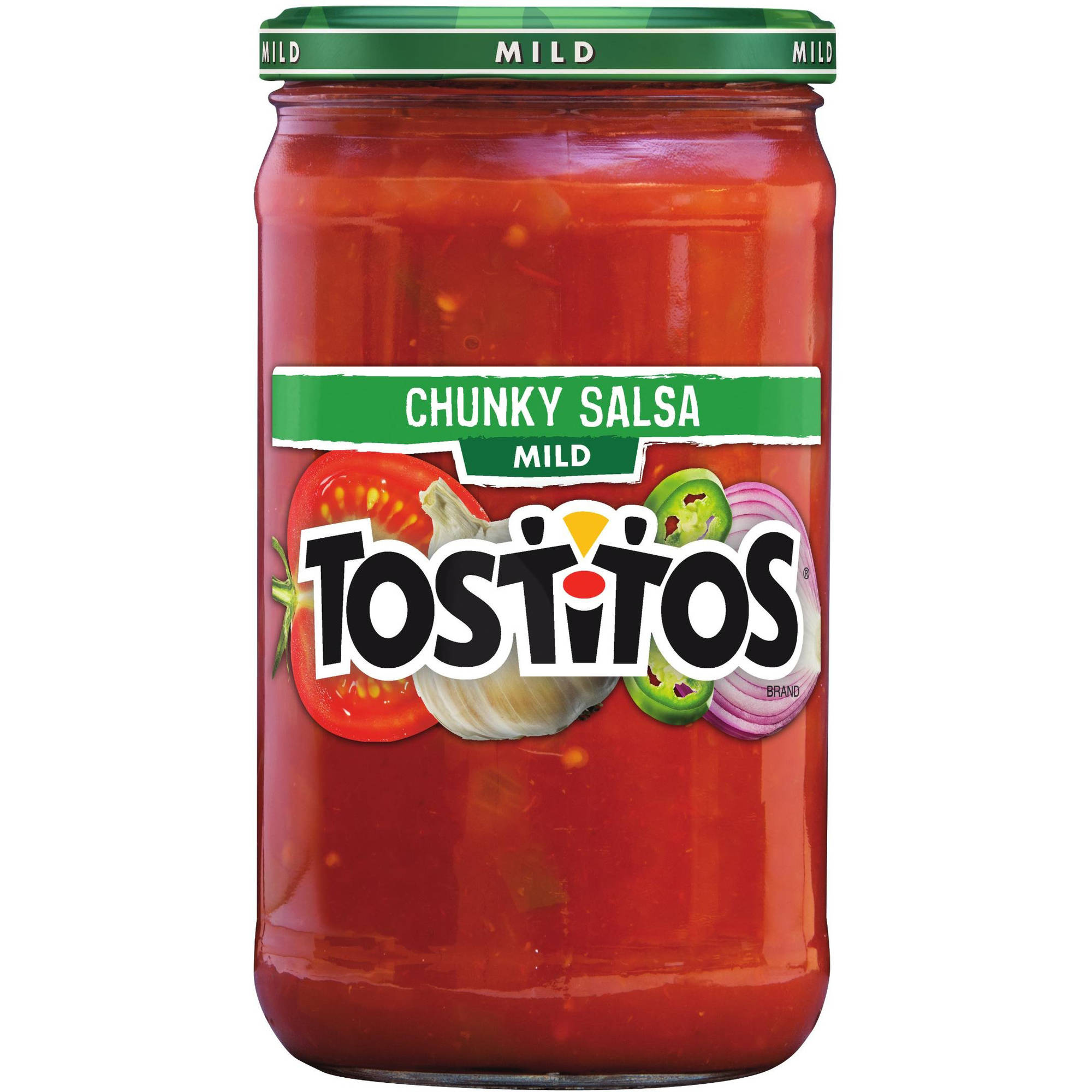 Tostitos Mild Thick & Chunky Salsa, 15.5 oz
