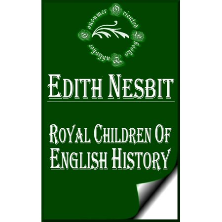 Royal Children of English History (Illustrated) - eBook](English Class Halloween History)