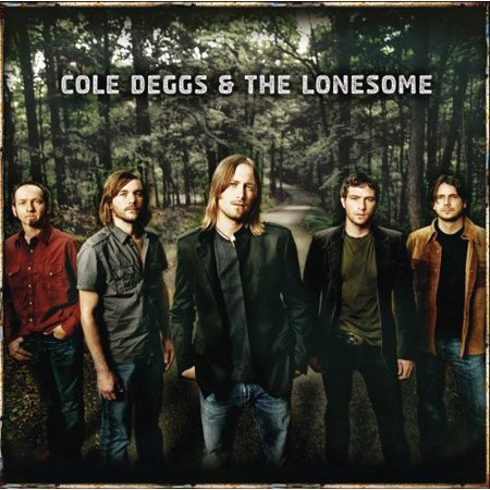 Cole Deggs and The Lonesome - Lonesome Road Music Book