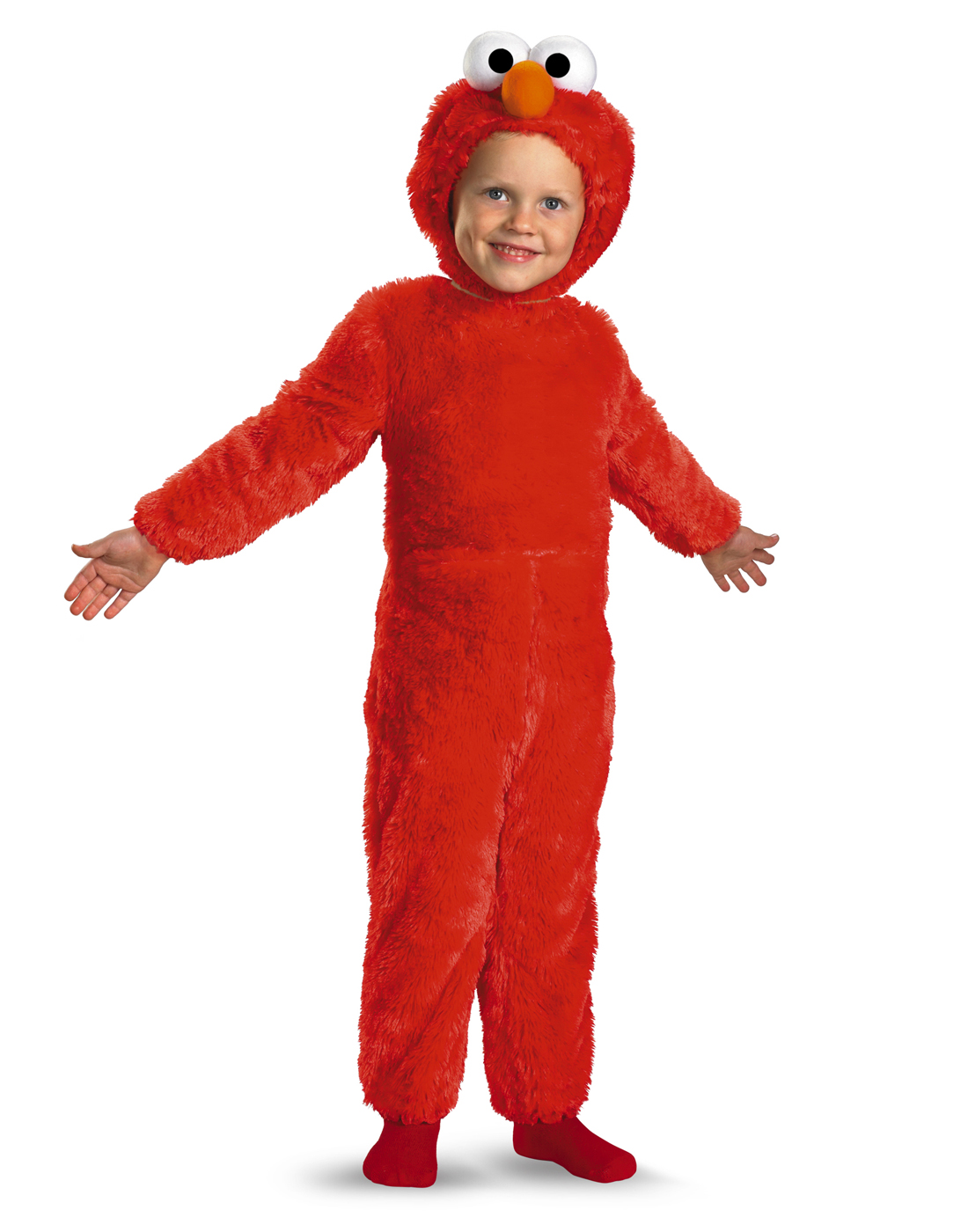 Sesame Street Elmo Comfy Toddler Costume 3-4T by Disguise
