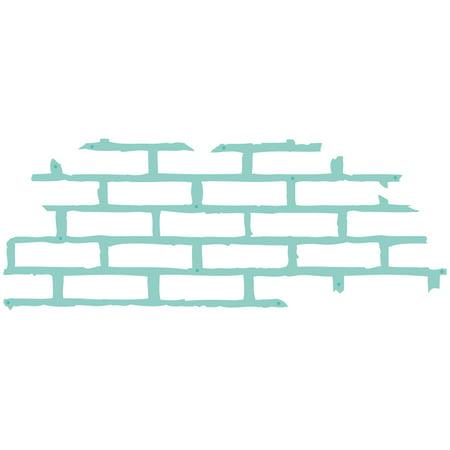 Kaisercraft Decorative Die-Texture Brickwork - image 1 of 1