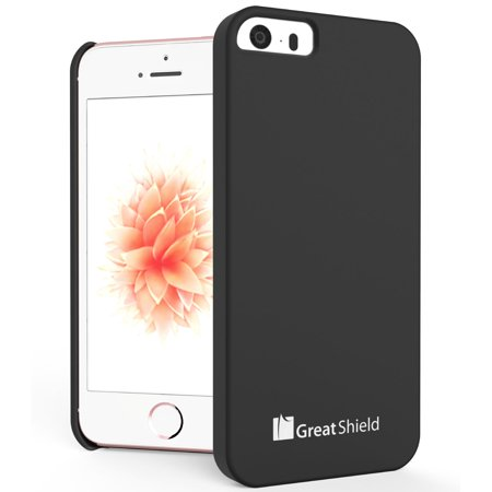 iPhone SE Case, GreatShield Guardian Series HQ Protective Case for Apple iPhone SE / 5S / 5