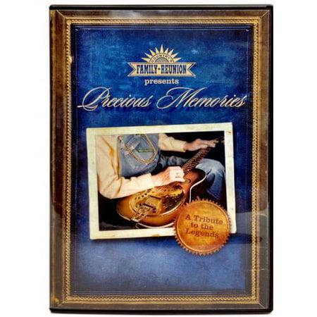 Country's Family Reunion: Precious Memories (Music DVD) - Family Reunion Themes