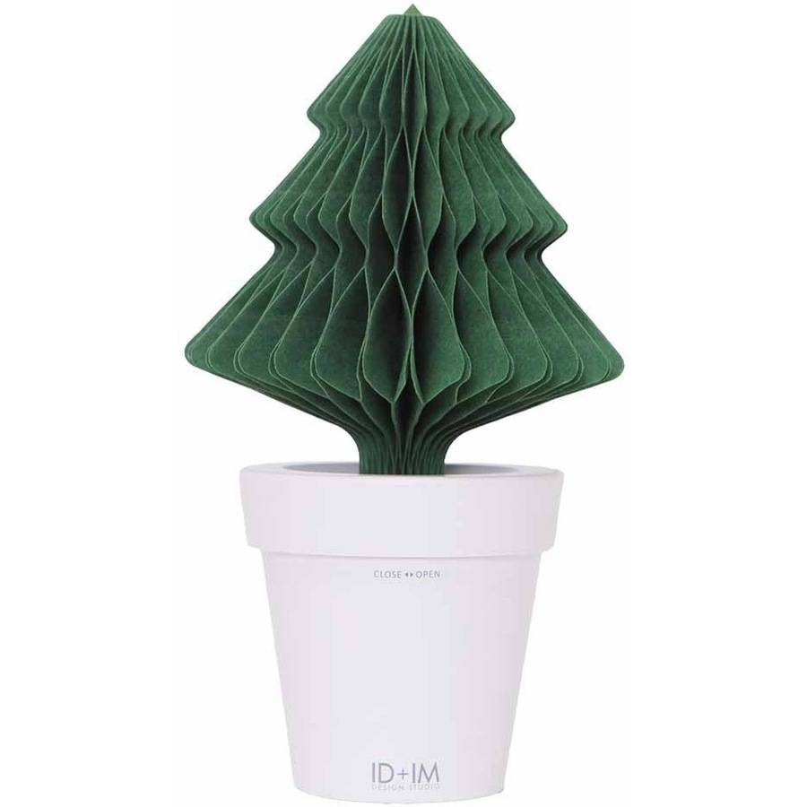 Tree Non-Electric Personal Humidifier in Green