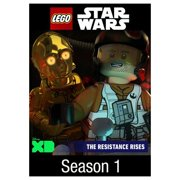 Lego Star Wars: The Resistance Rises: Season 1 (2016) by