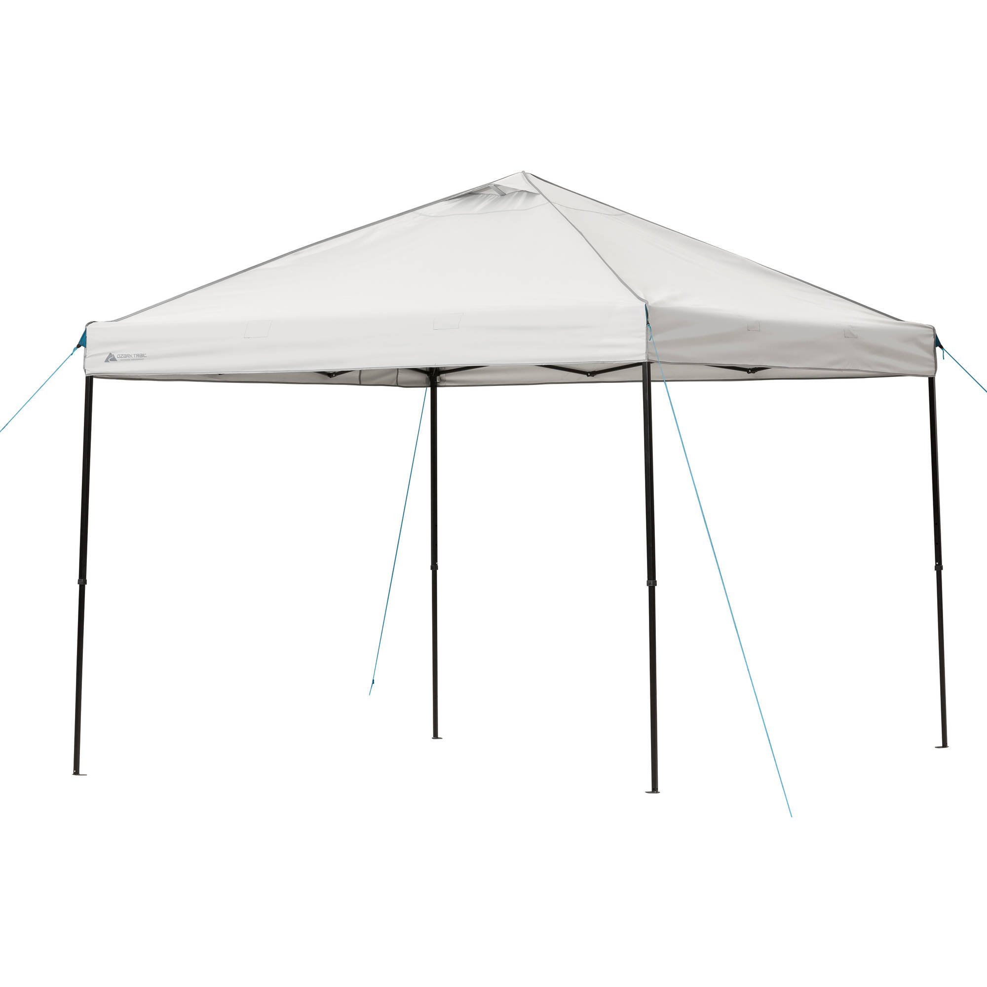 Ozark Trail 10u0027 x 10u0027 Instant Canopy  sc 1 st  Walmart & Ozark Trail 10u0027 x 10u0027 Instant Canopy with 4 Chairs Value Bundle ...