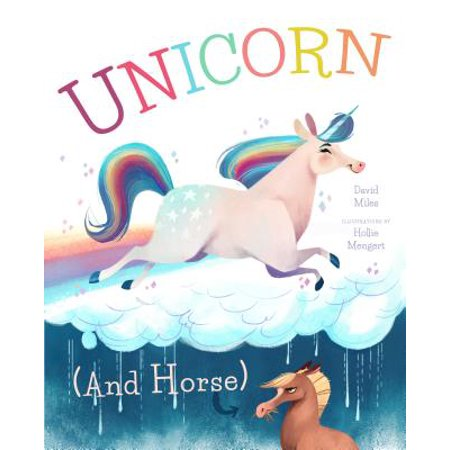Unicorn (and Horse) (Hardcover) - Number Of Horns On A Unicorn