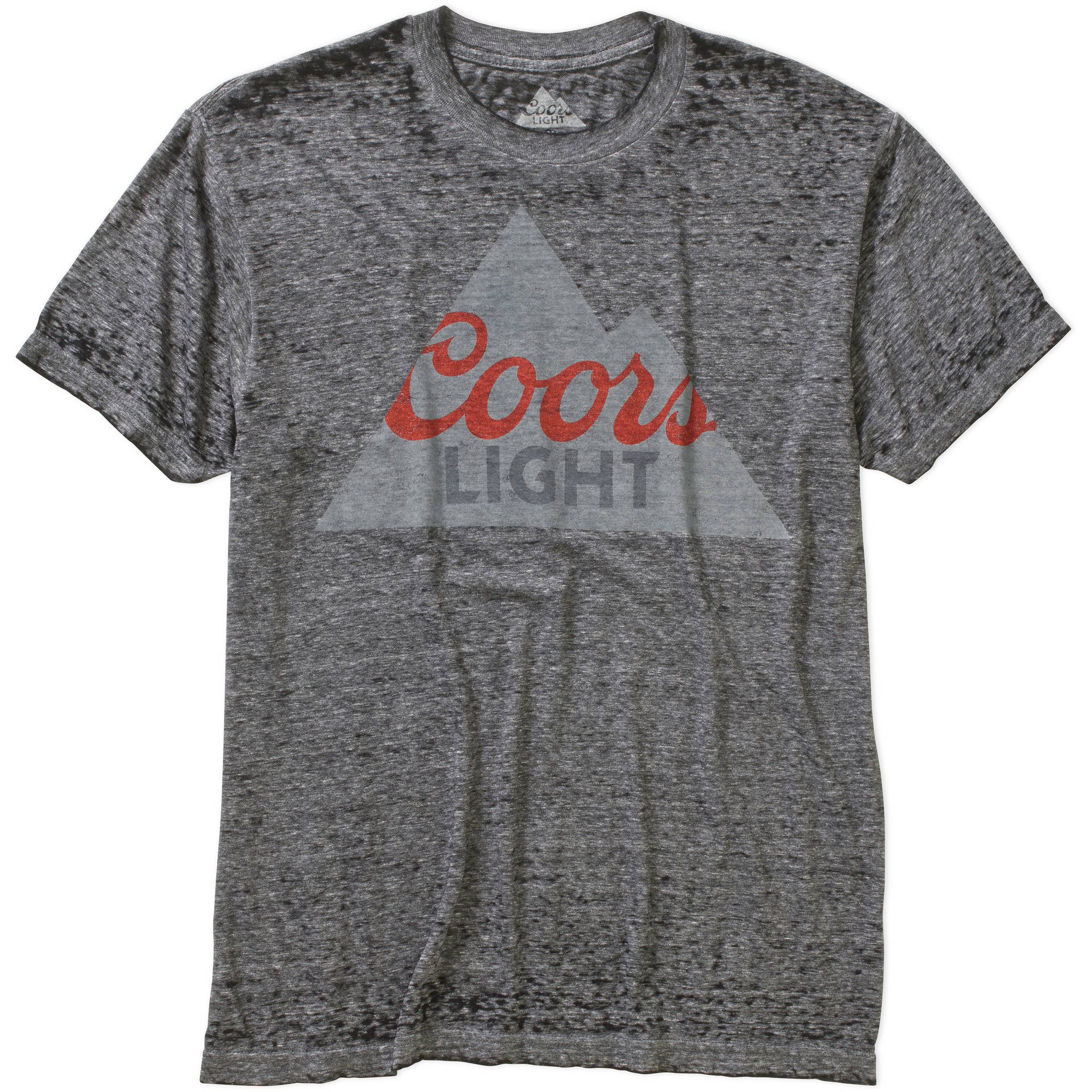 Coors Light Vintage Wash Heather Men's Graphic Tee