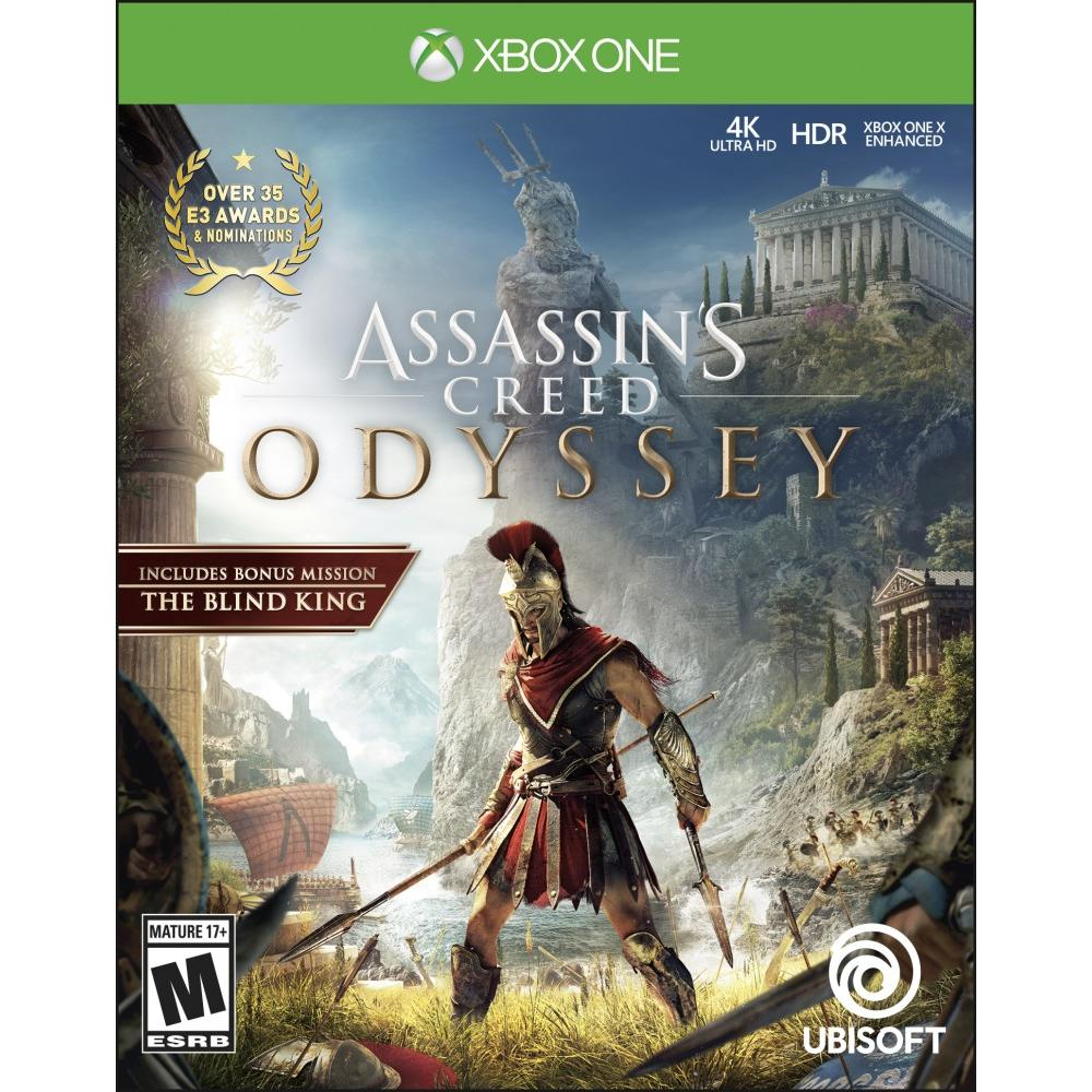 Assassin's Creed Odyssey Day 1 Edition, Ubisoft, Xbox One, 887256036041