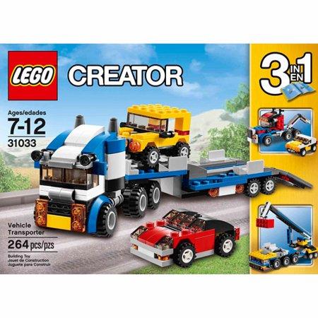 lego creator vehicle transporter. Black Bedroom Furniture Sets. Home Design Ideas