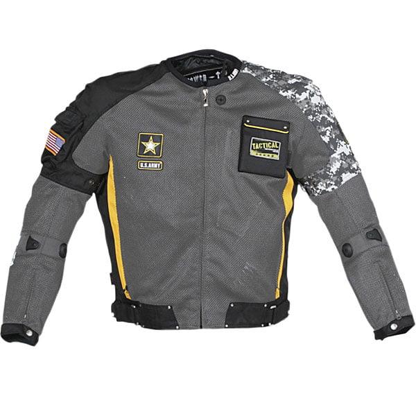 Joe Rocket US Army Delta Jacket Grey Camo