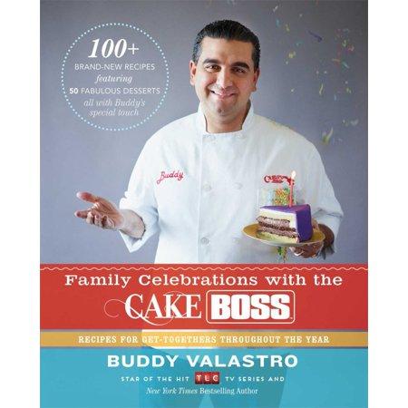 FAMILY CELEBRATIONS WITHTHE CAKE BOSS: PERENNIAL