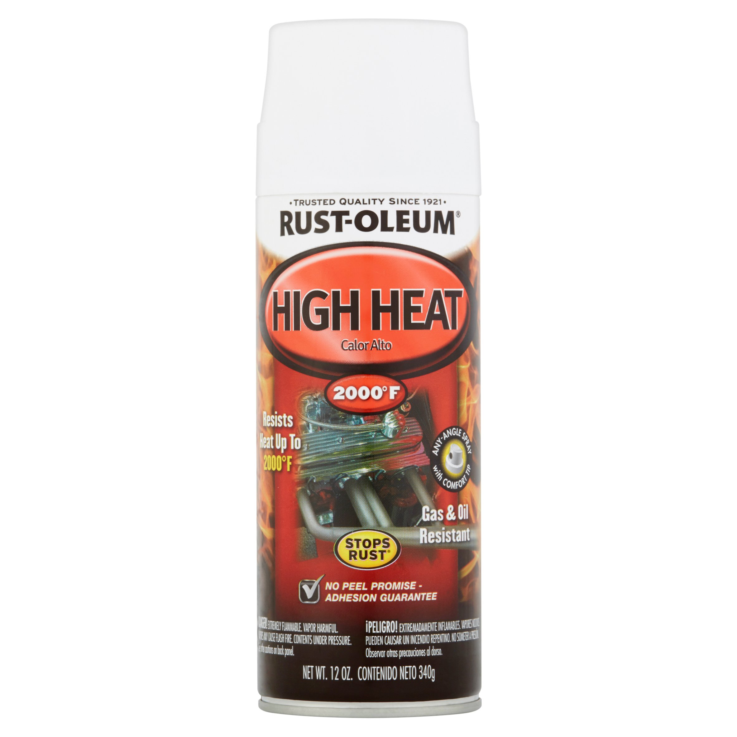 Rust-Oleum High Heat Aluminum Paint